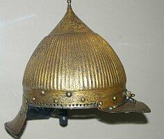 Шлем иерихонка своими руками